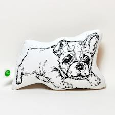 French Bulldog Softie by Kristin Loffer Theiss