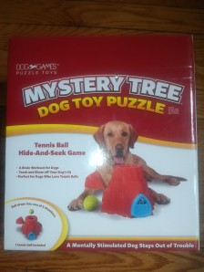 Mystery Puzzle Dog Toy Puzzle Review
